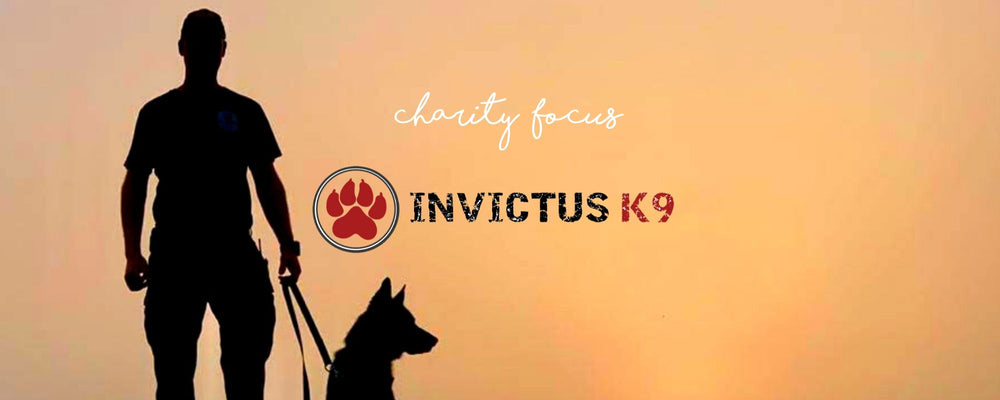 CHARITY FOCUS: INVICTUS K9, HOW IT ALL BEGAN
