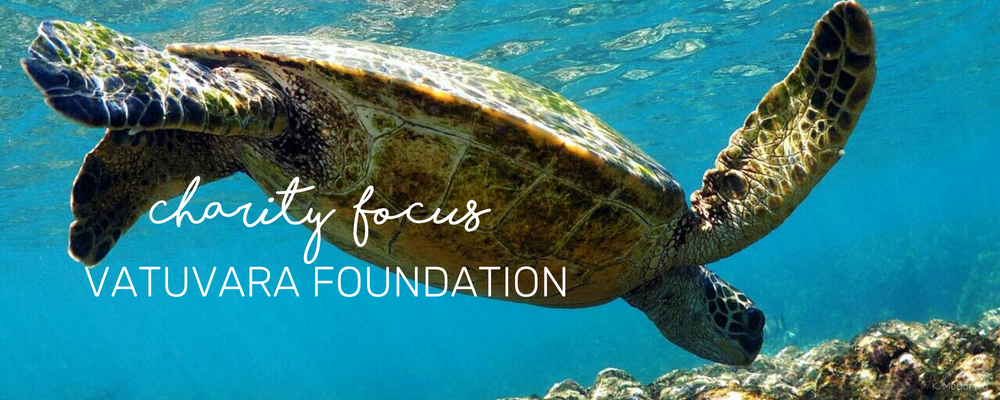 CHARITY FOCUS - VATUVARA FOUNDATION