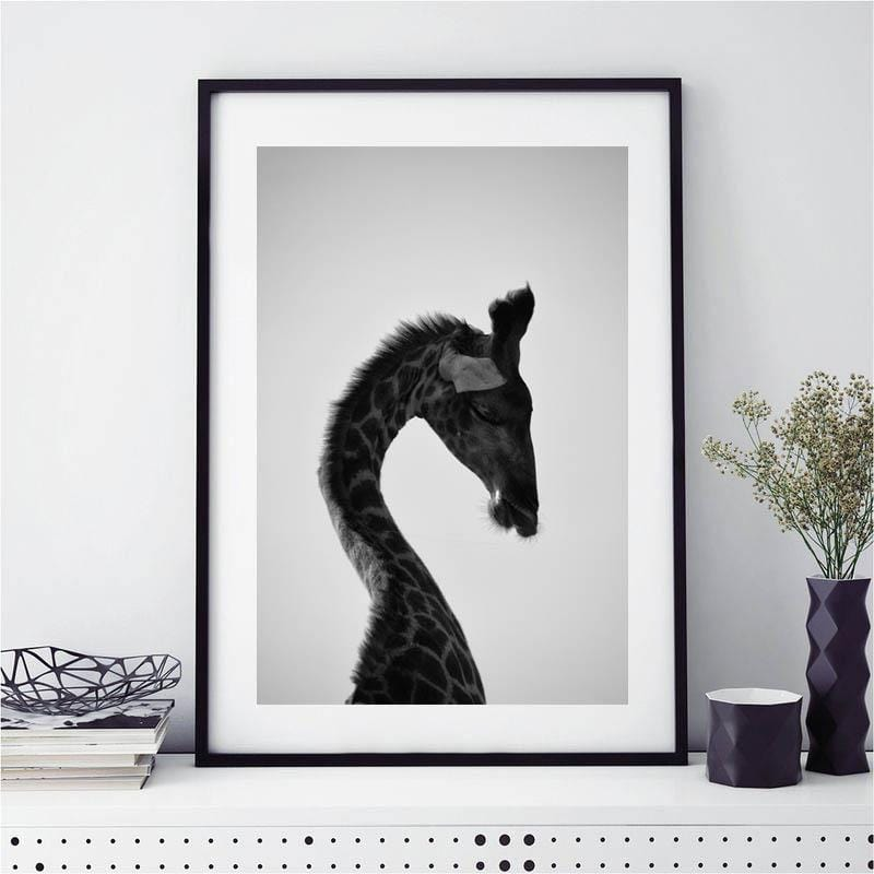Load image into Gallery viewer, 'Elegant Giraffe'