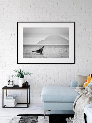 Load image into Gallery viewer, 'Blue Whale II'