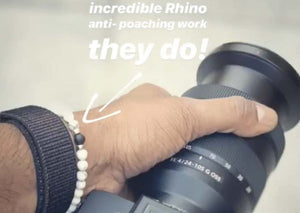 Load image into Gallery viewer, Nkombe Rhino Bracelet