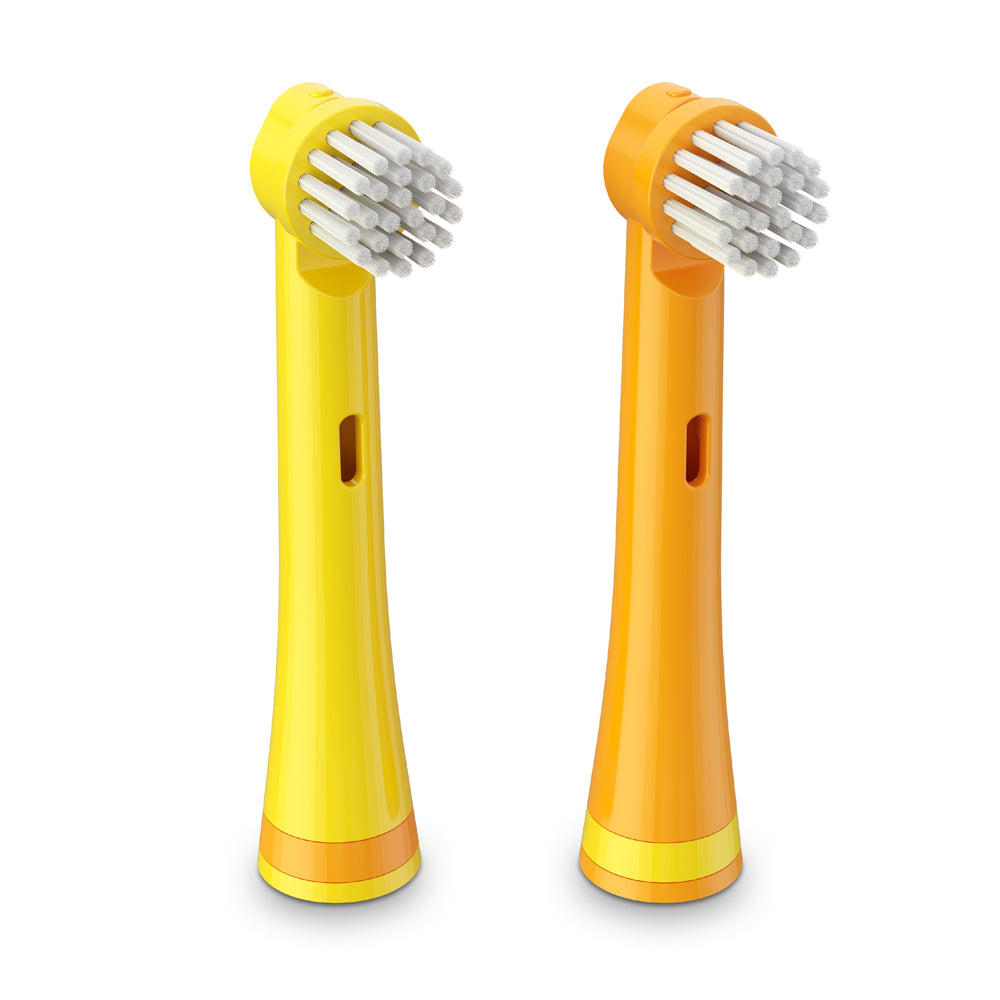 Brusheez Replacement Brush Heads 2 Pack - Jovie the Giraffe