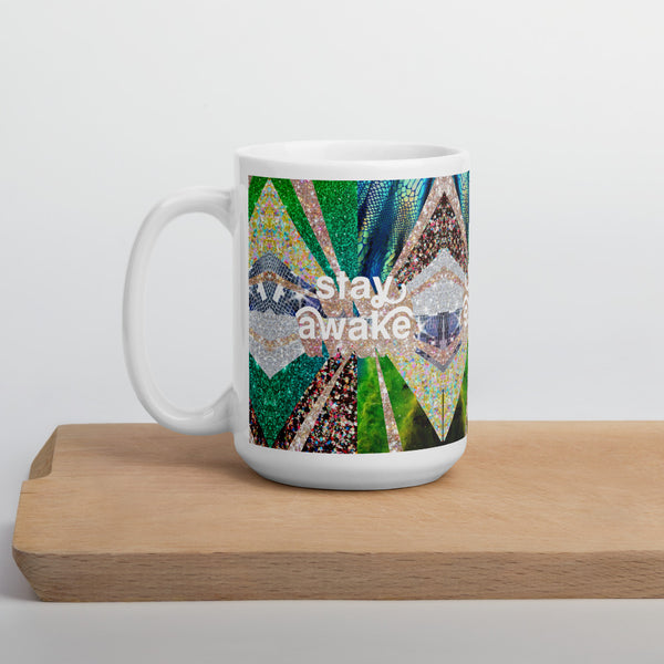 Bling Mug Stay Awake