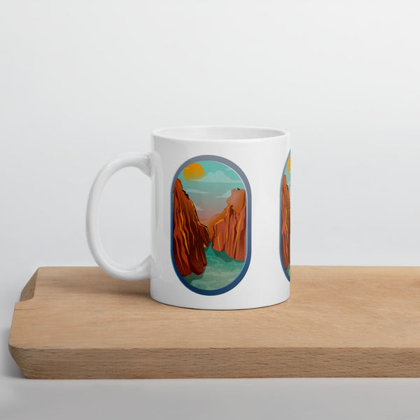 US Landmark Mug Grand Canyon