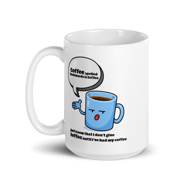 coffee spelled backwards is eeffoc nsfw mug