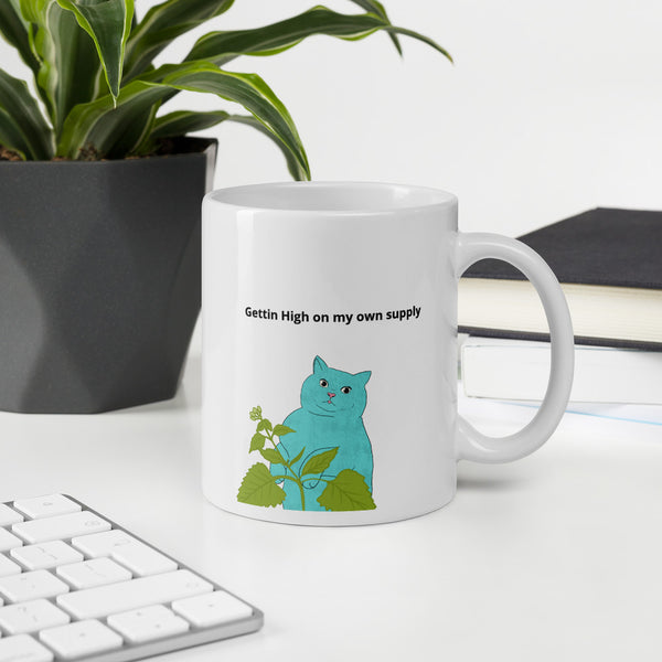 Cat Mom Mug Funny