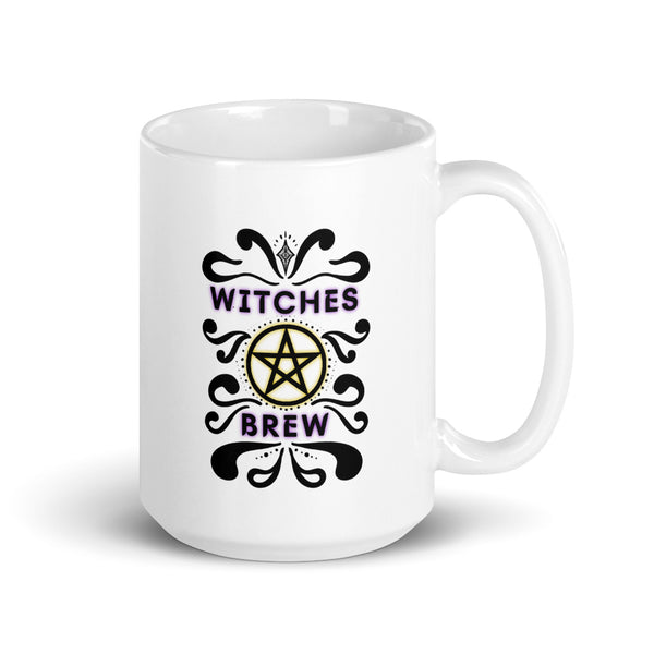 witchy brew mug