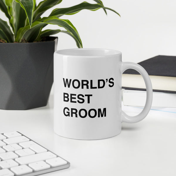 the office wedding mug
