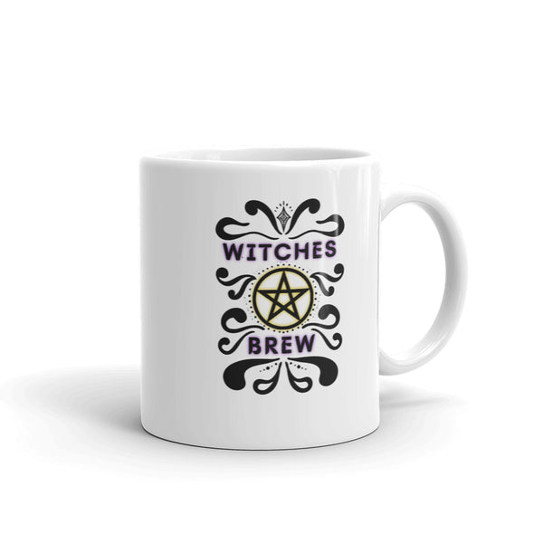 witch brew coffee mug