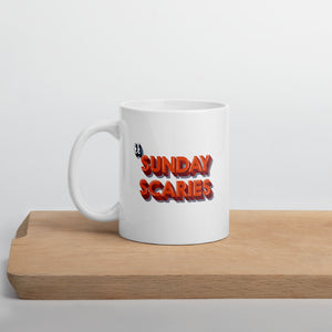 Sunday Scaries Anxiety Mug