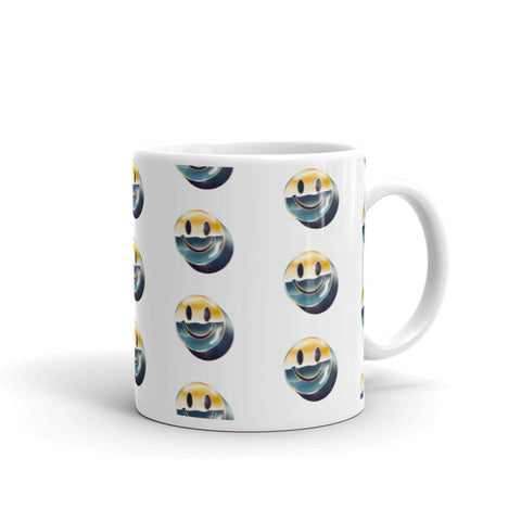 Smiley face Pattern Mug