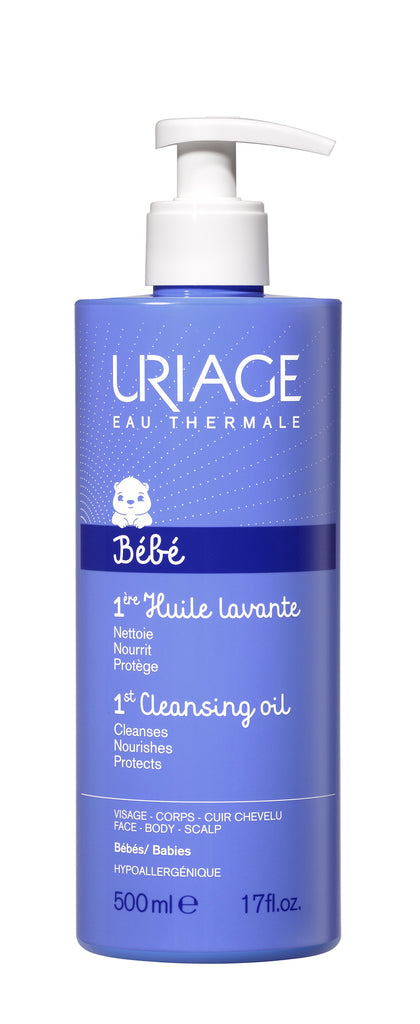 Uriage 1º Óleo Lavante 500ml