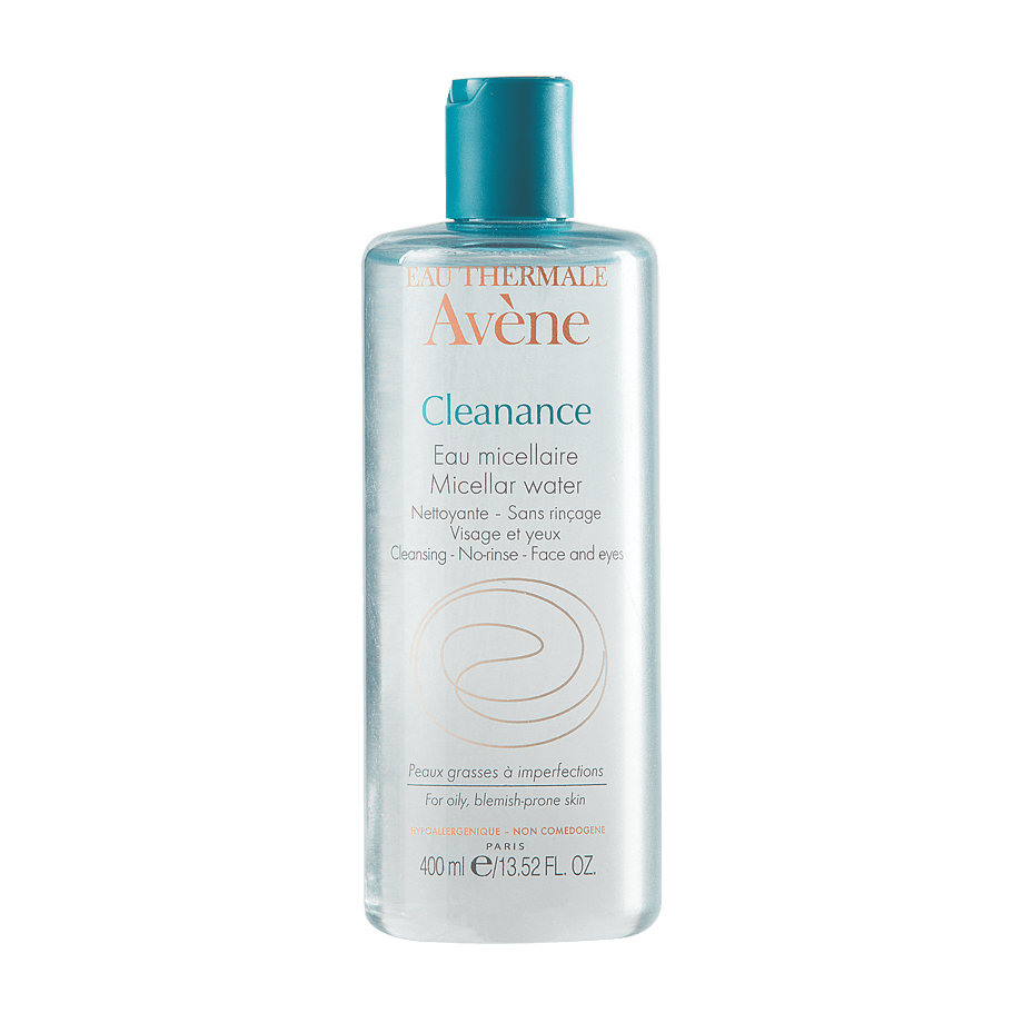 Avène Cleanance Água Micelar 400ml - My Cosmetics