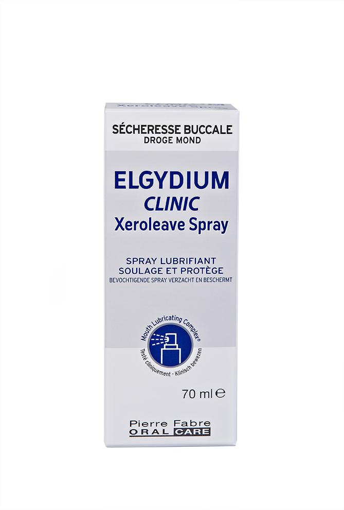 Elg. Clinic Xeroleave Spray 70ml