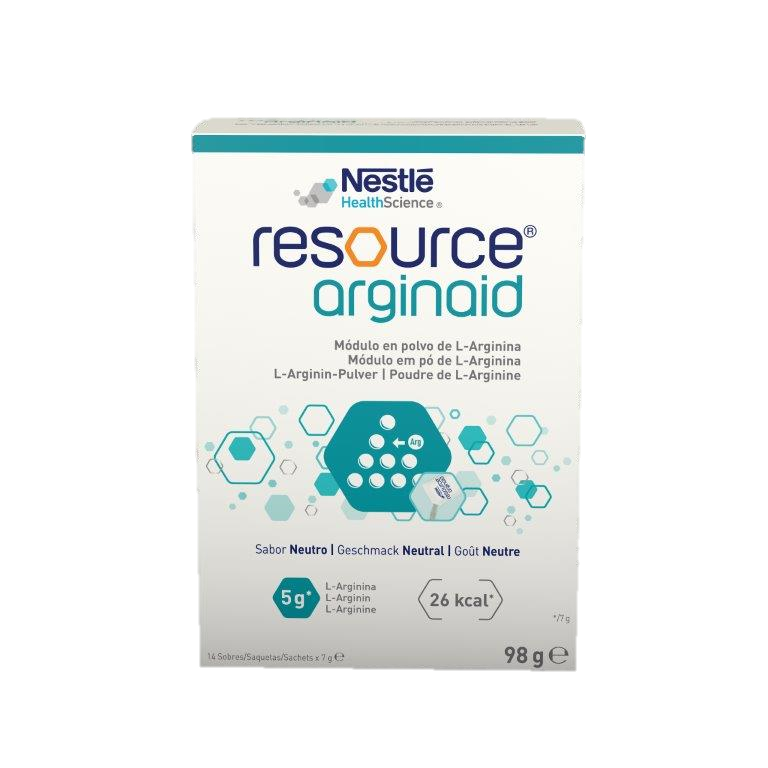 Nestlé Resource Arginaid 14x7g
