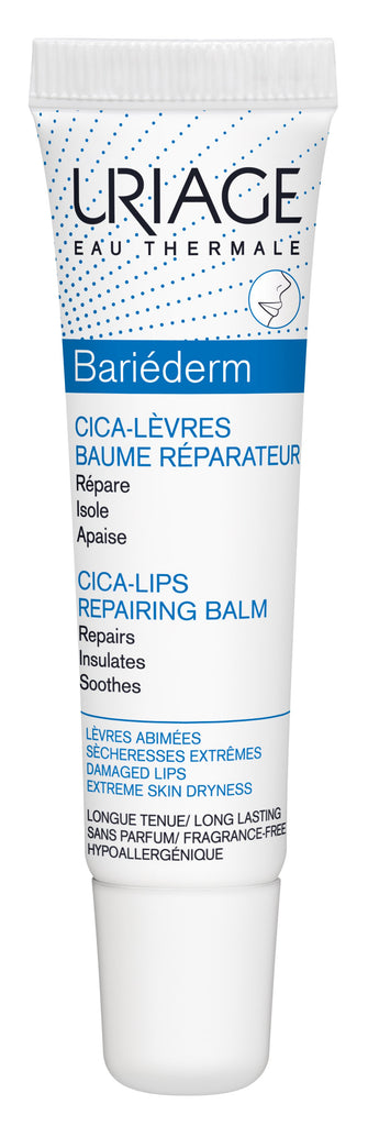 Uriage Bariéderm Cica-Labial 15ml