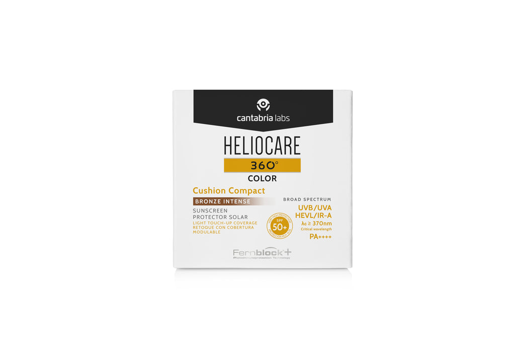 Heliocare 360º Color Cushion Compacto SPF 50+ Bronze Intense 15gr