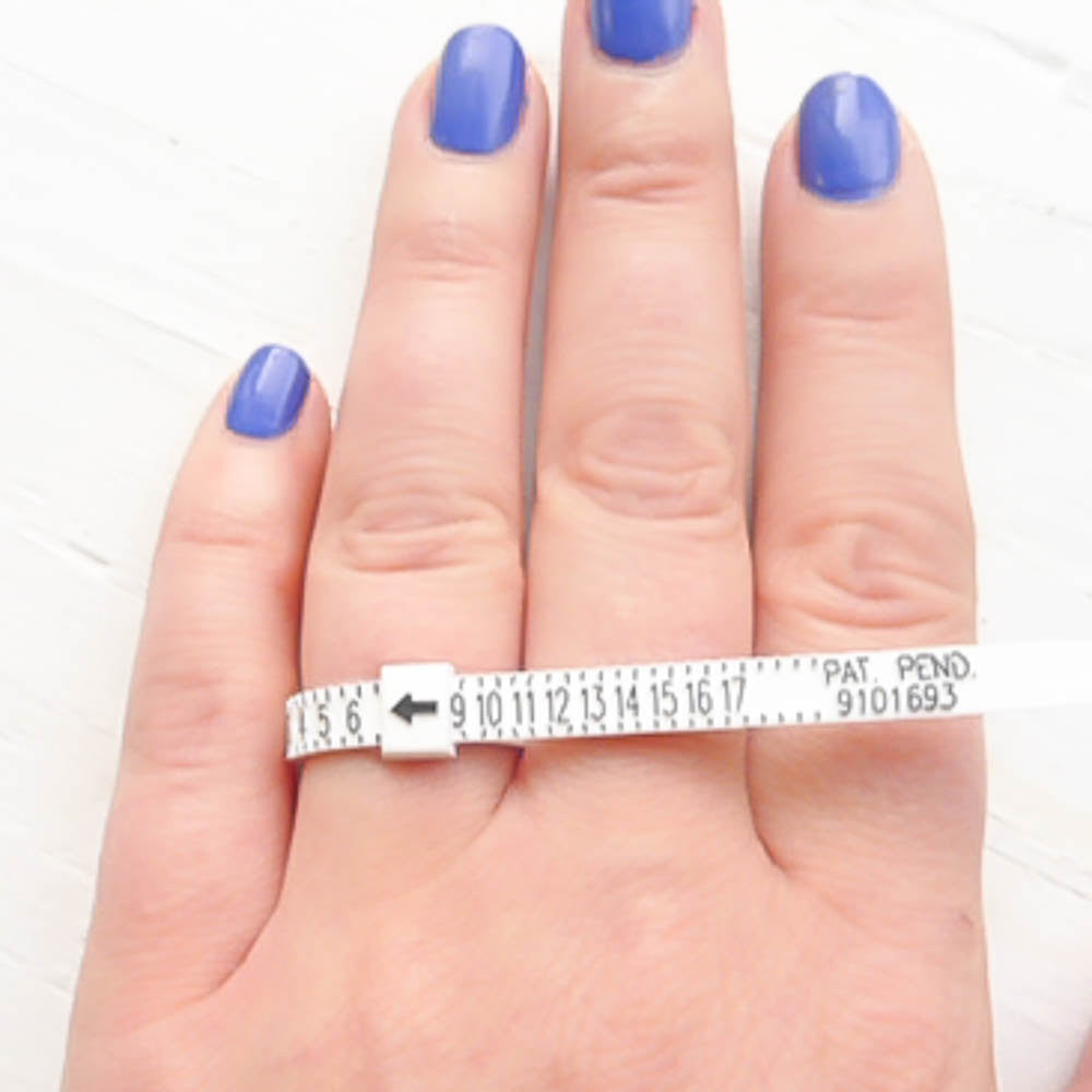 Custom Ring Sizing Gauge Learn your Ring Sizer