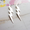 Lightning Dangle Earrings