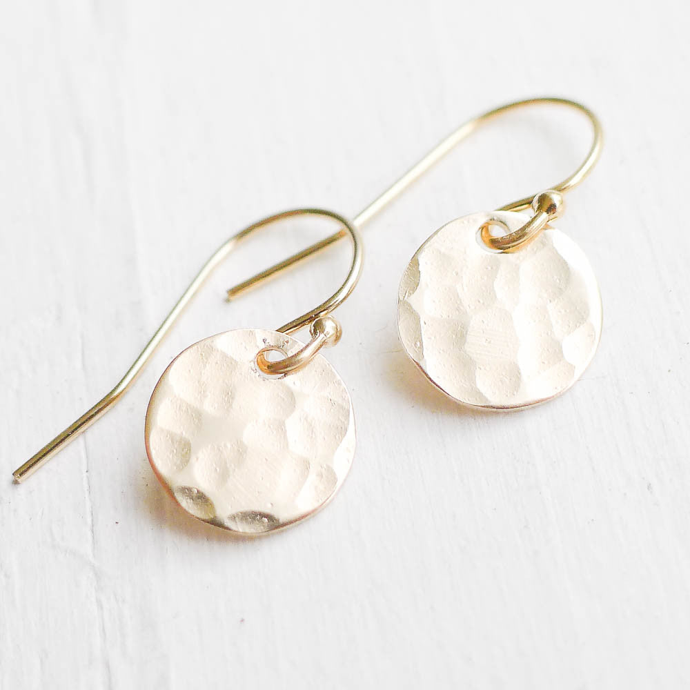 earings hugerect stud simple filled tiny dot gold product everyday earrings earring