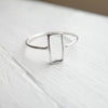 Open Wire Rectangle Ring