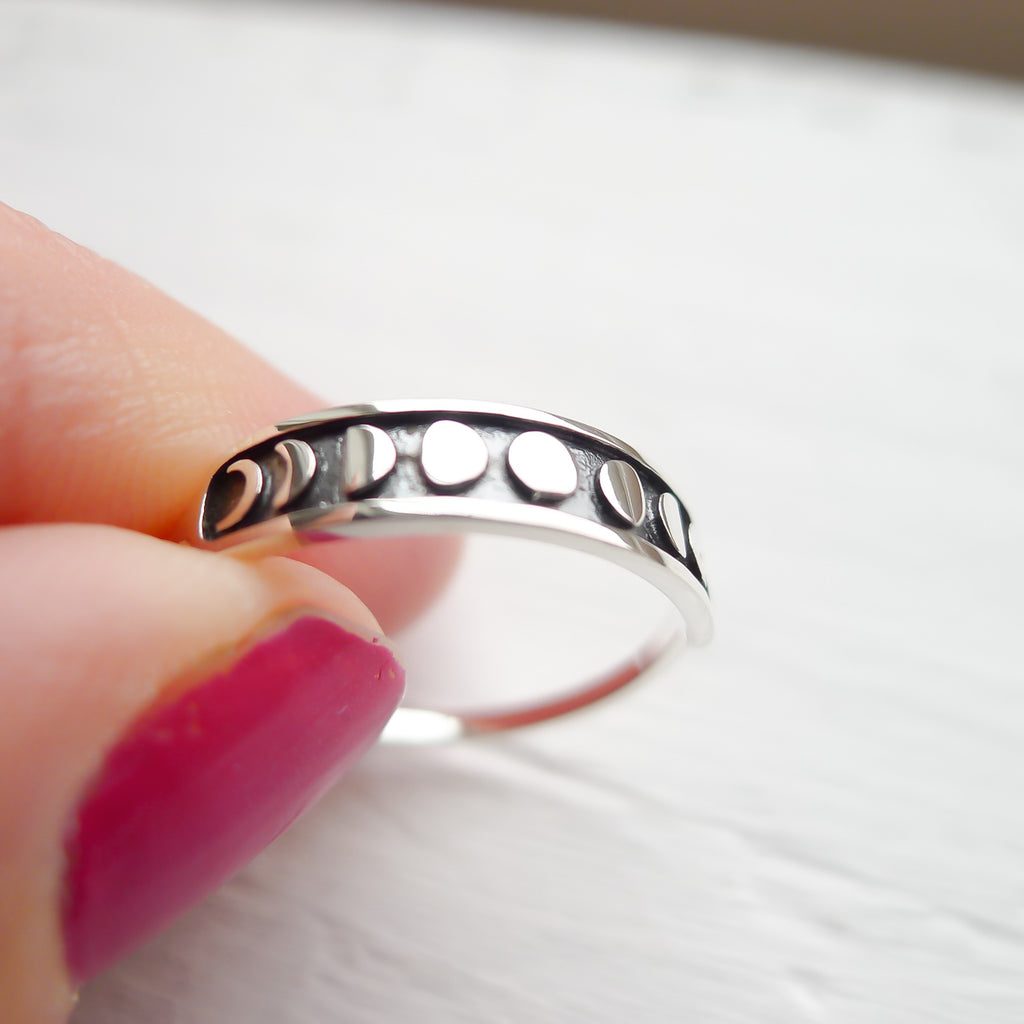 Moon Phases Ring