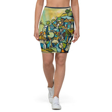 Load image into Gallery viewer, Hillside Pencil Skirt