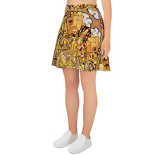 Load image into Gallery viewer, Yellow Sunshine Twirl Skirt