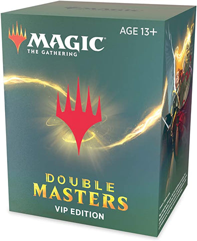Magic the Gathering CCG: Double Master VIP Edition Booster (PRE-ORDER)