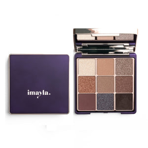 The Urbanite (Greys) 9-Pan EyeShadow Palette