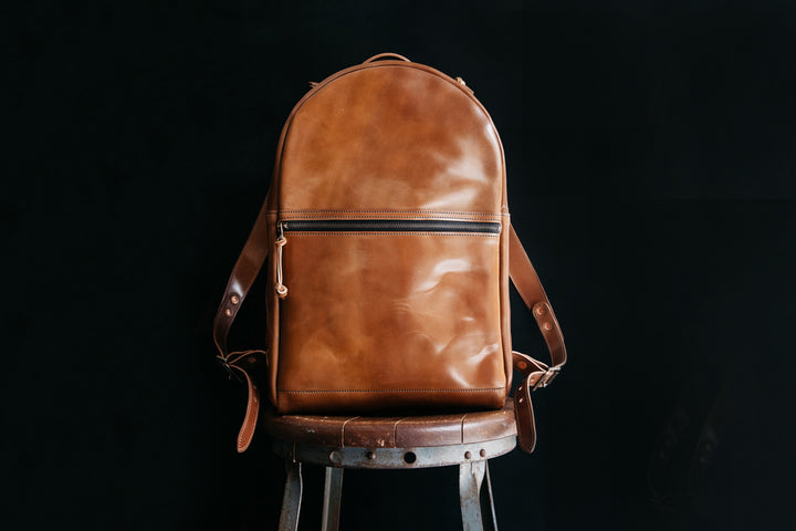 Shell Cordovan Backpack