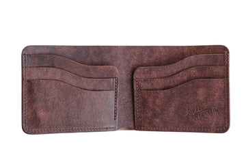 Klein Wallet - Brown Pueblo