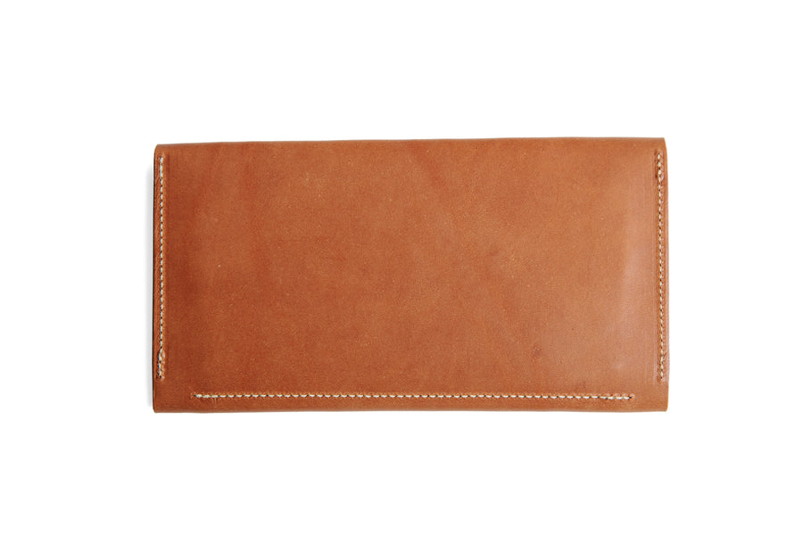 Willa Wallet - Tobacco