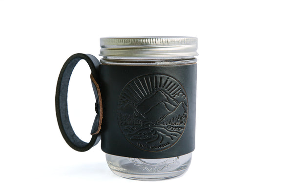 The Aviator Mug - Black - Landscape