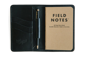 Edison Wallet - Black