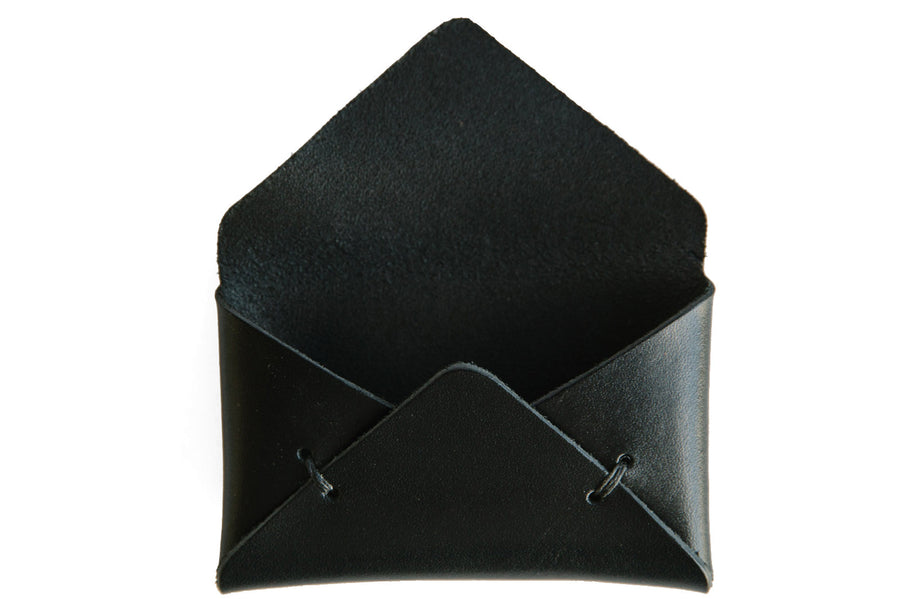 Envelope Wallet - Black