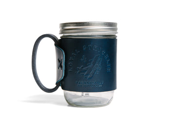 The Aviator Mug - Plane - Blue