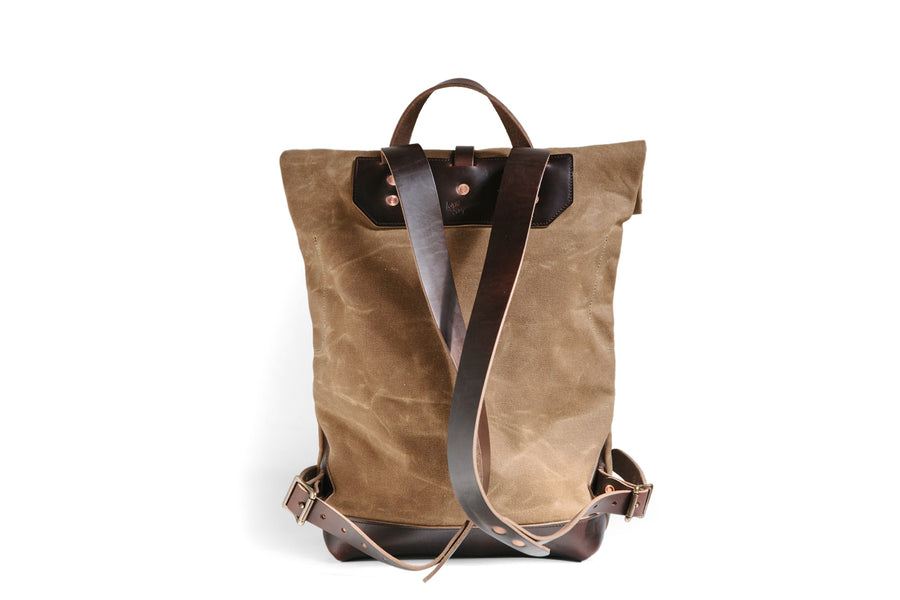 Classic Rucksack - Brush Brown