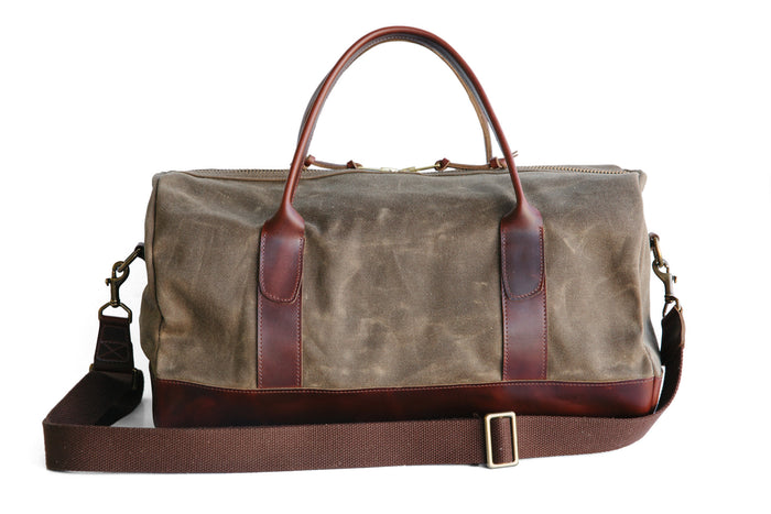 Weekend Duffle - Moss