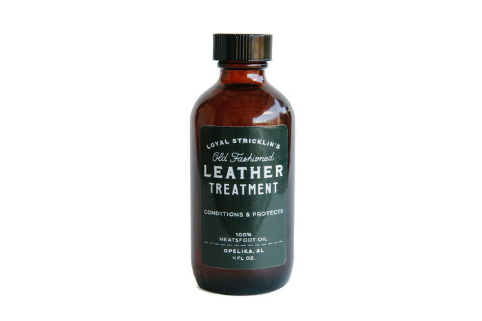 Old Fashioned Leather Treatment