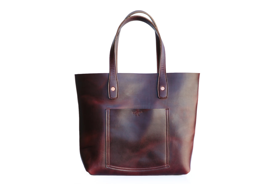Julia Tote - Rich Tan