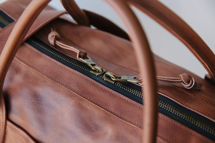 Weekend Duffle - Walnut