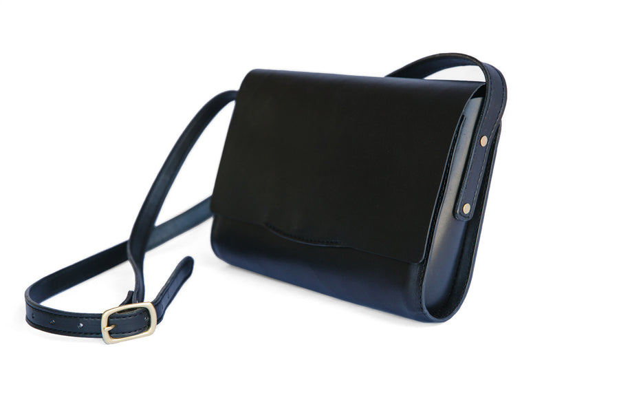 Jean Crossbody - Black