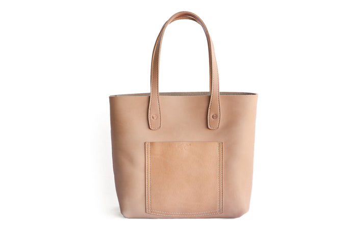 Julia Tote - Natural Essex