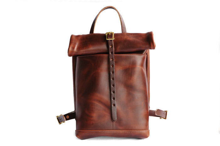 Ruck Sack- Brown Chromexcel