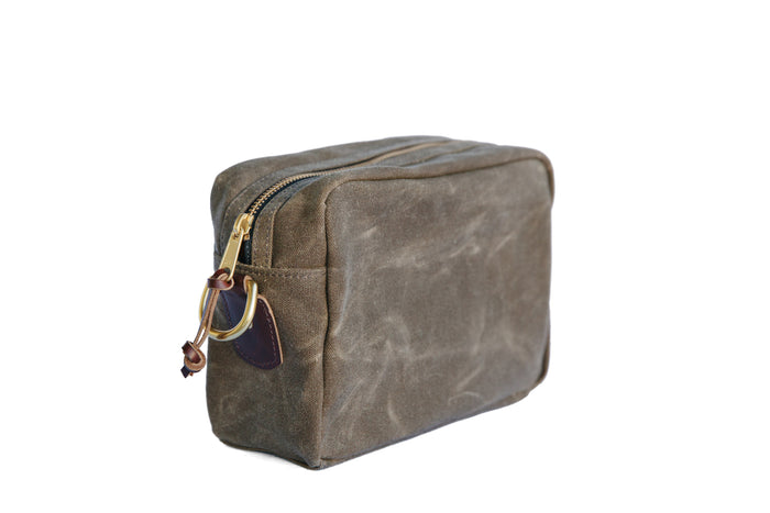 Dopp Kit - Moss - Sample