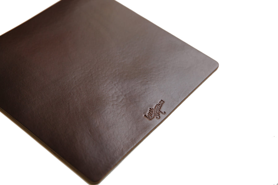 Leather Mousepad - Brown Chromexcel