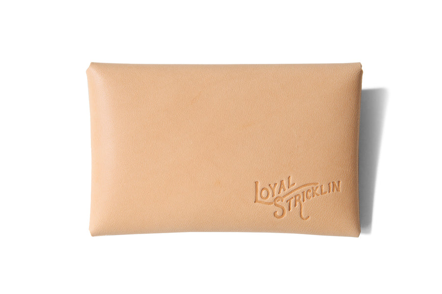 Envelope Wallet - Natural