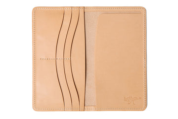Raine Wallet - Natural