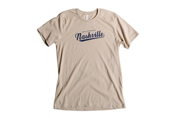 Nashville Tee - Heather Tan